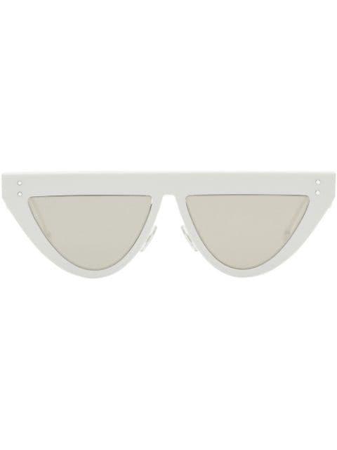 Fendi Eyewear Lunettes De Soleil DeFender - Farfetch