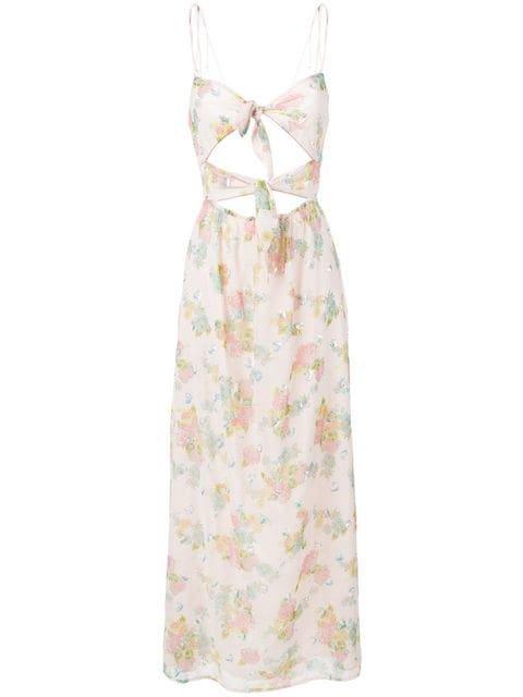 For Love And Lemons vintage floral dress