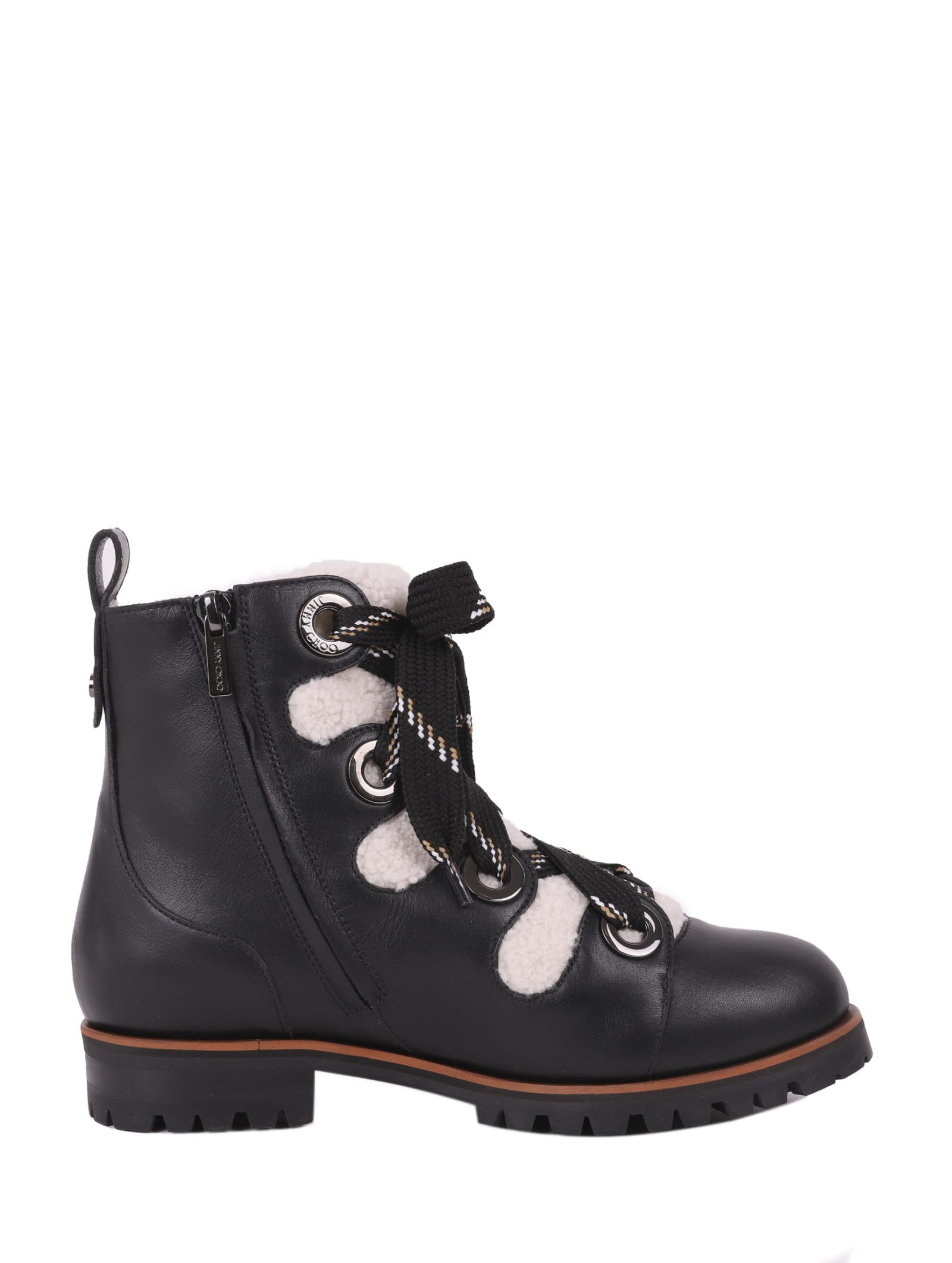 Jimmy Choo Black Bei Boots
