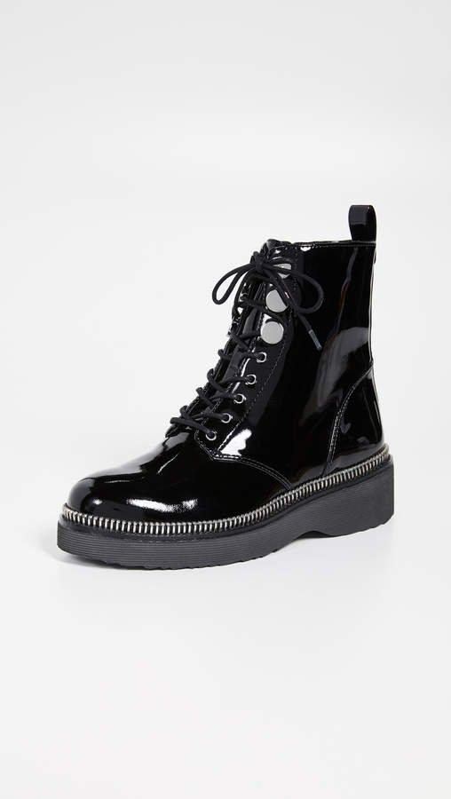 Tavie Combat Boots