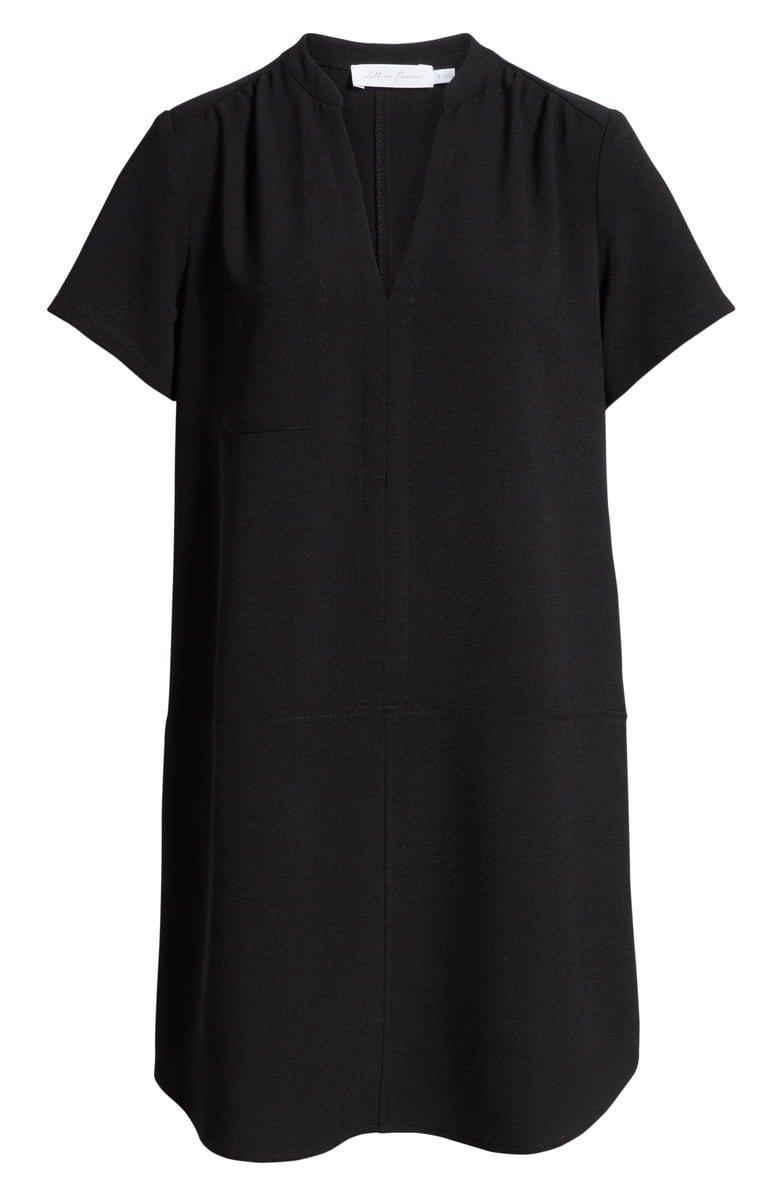 All in Favor Hailey Crepe Dress | Nordstrom
