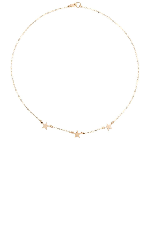 Brenna Stars Necklace