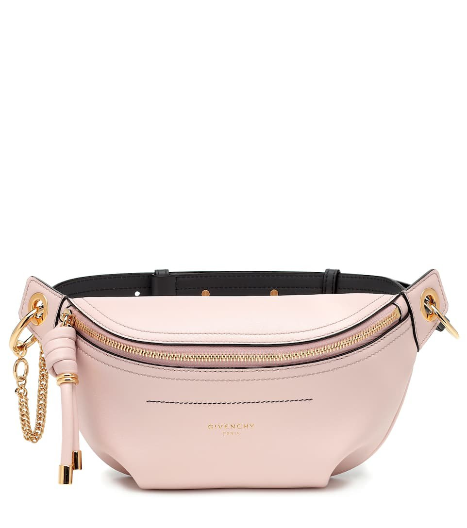 Whip Small Leather Belt Bag | Givenchy - Mytheresa