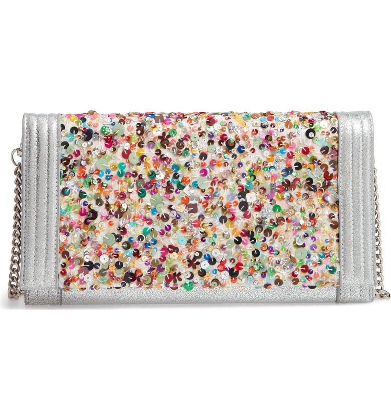 Sondra Roberts Confetti Flap Clutch | Nordstrom