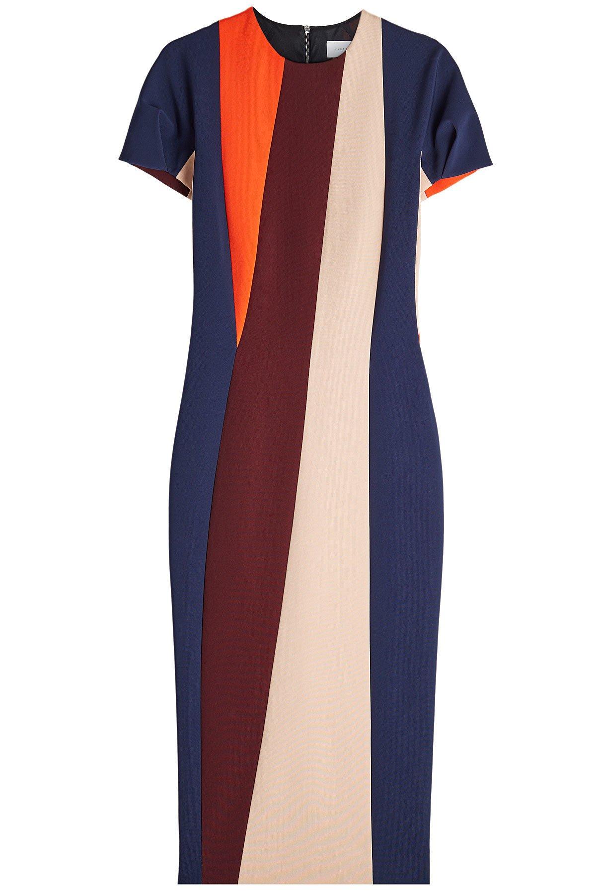 Pleat Sleeve Pencil Dress Gr. UK 14