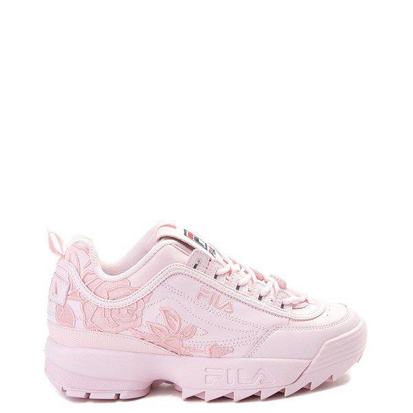 Womens Fila Disruptor 2 Rose Athletic Shoe   Journeys