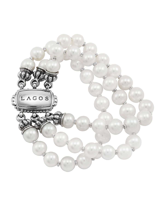 Lagos Luna Pearl Bracelet
