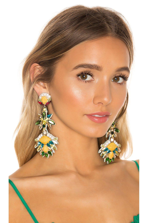 Lemon Tree Earring