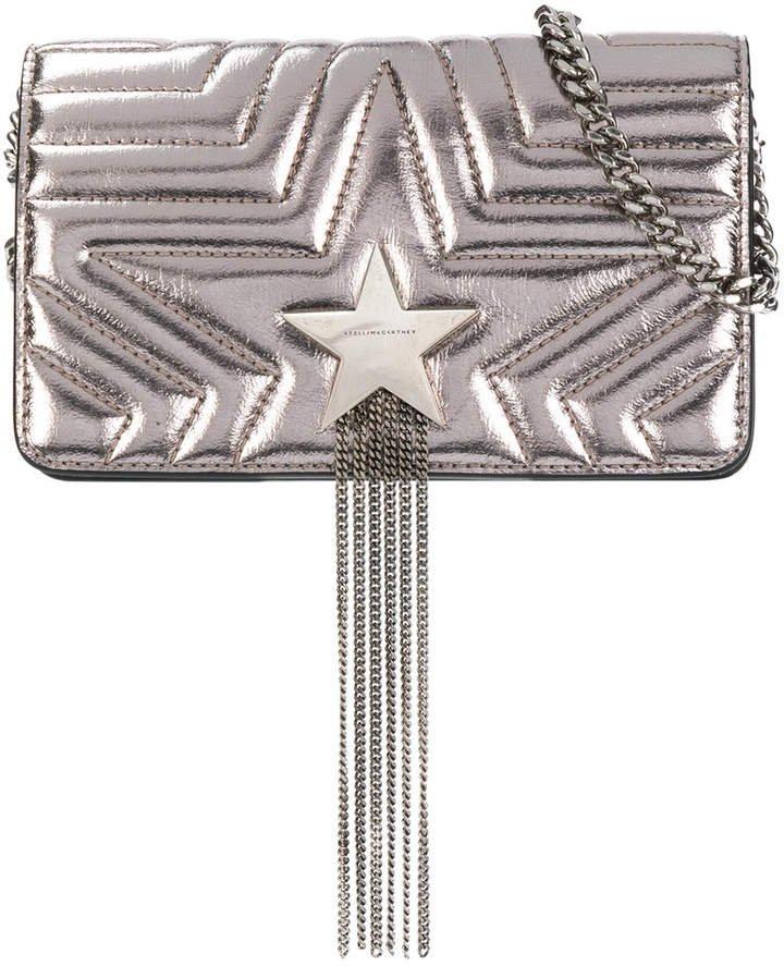 Stella Star fringed bag