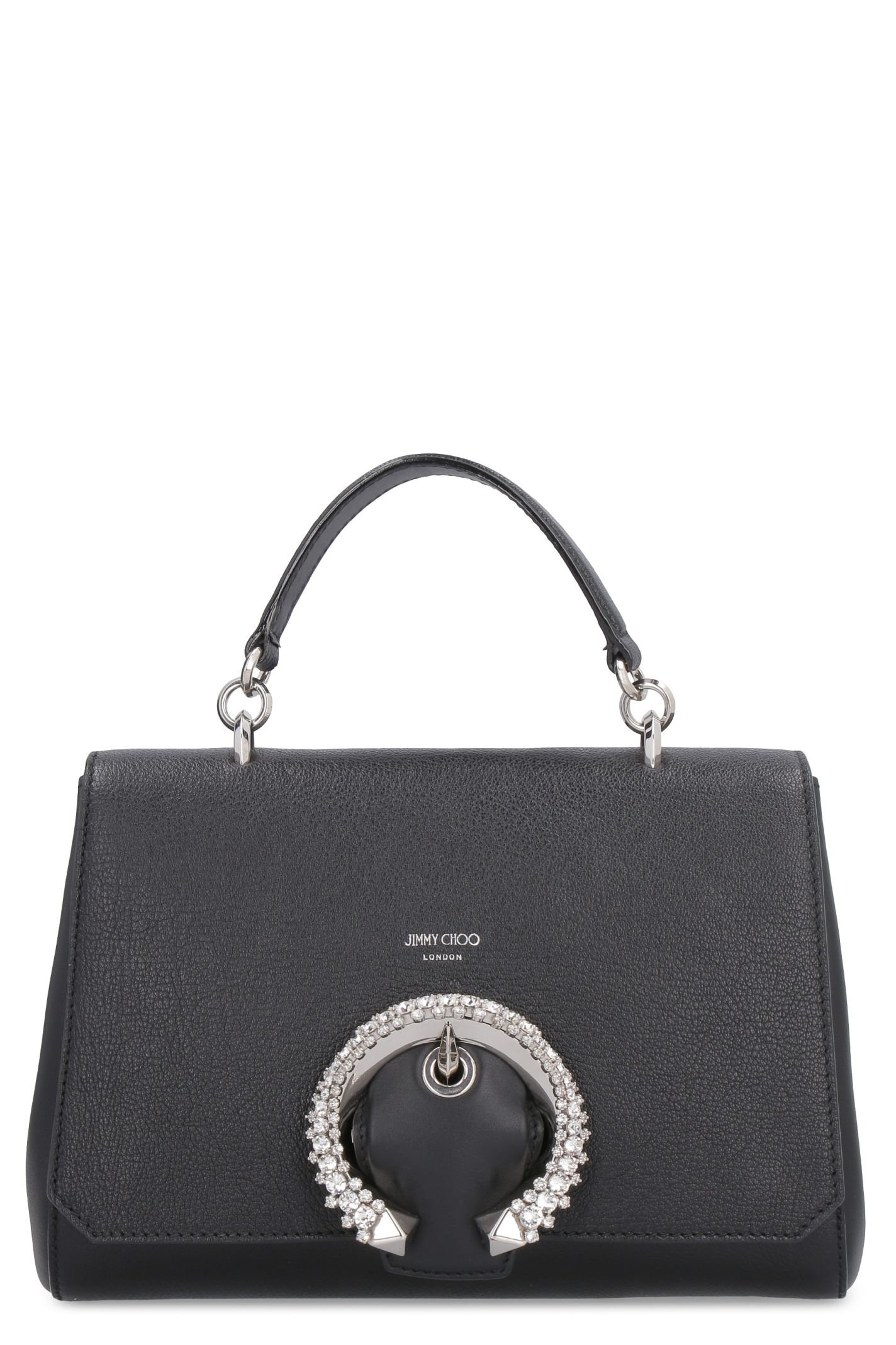 Jimmy Choo Madeline Leather Handbag