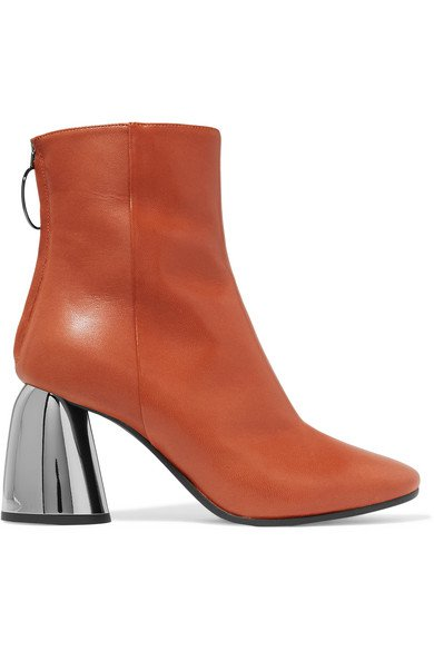 Ellery | Leather ankle boots | NET-A-PORTER.COM