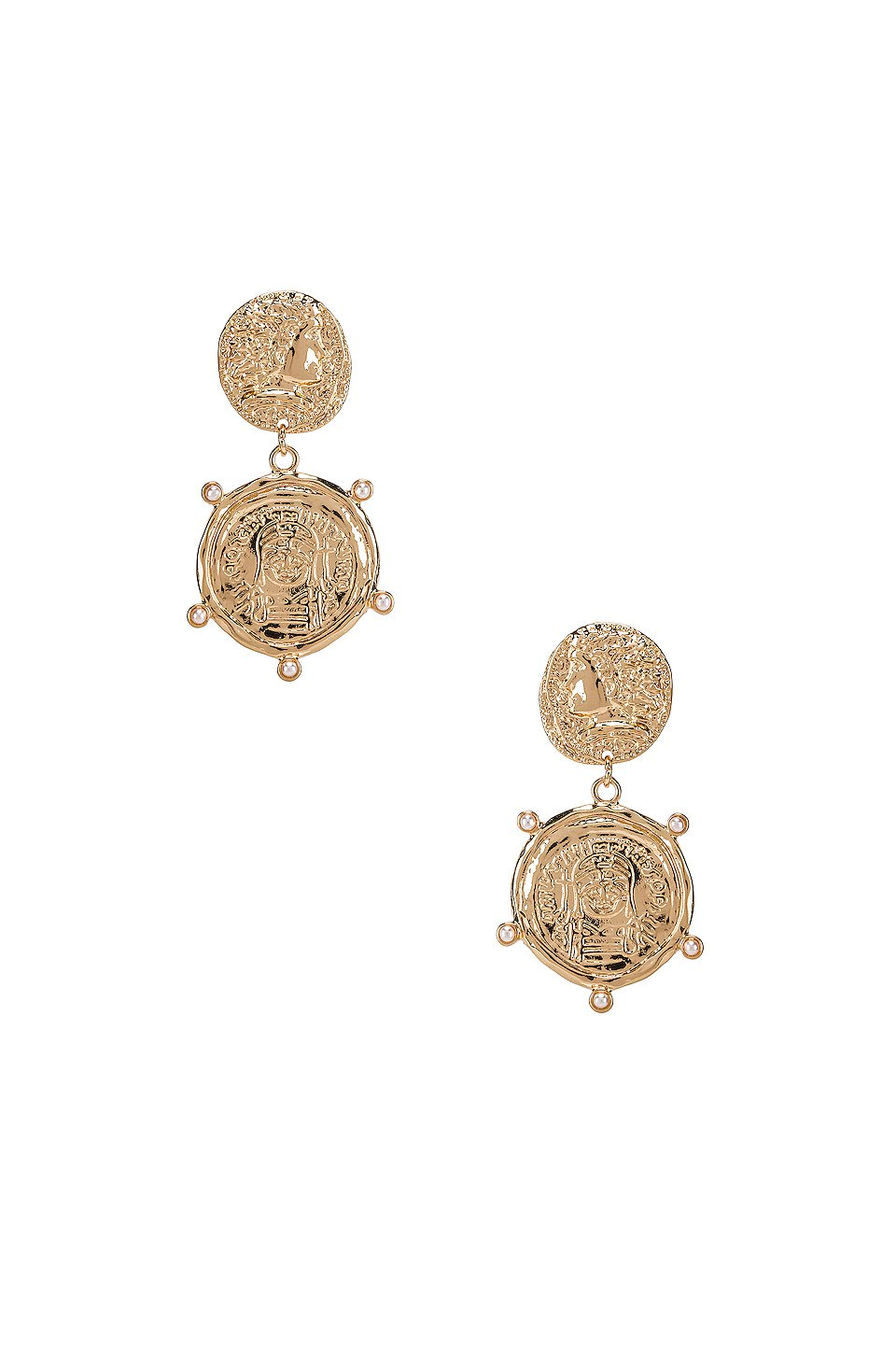 X REVOLVE Berlin Earrings