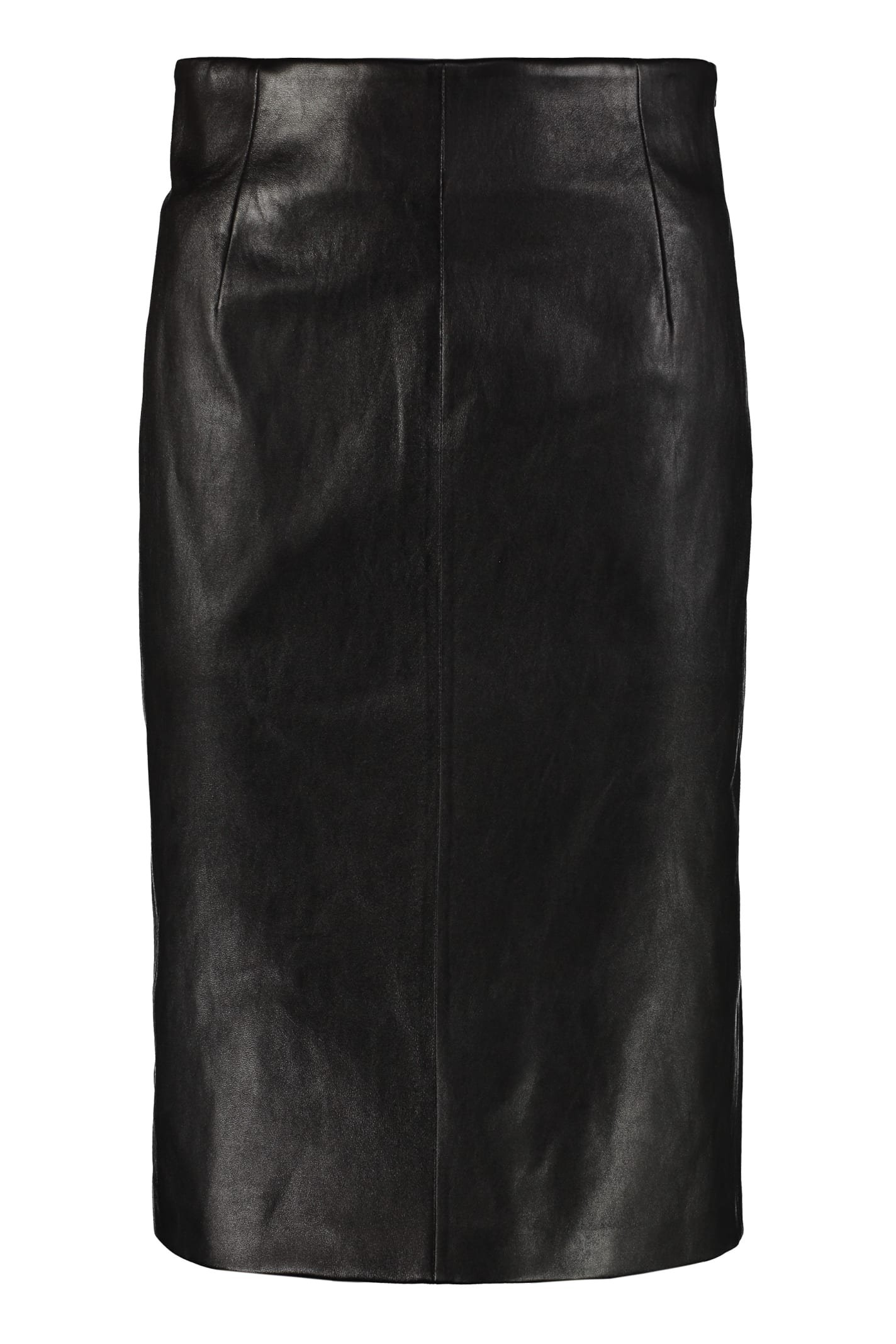Prada Pencil Skirt With Zip