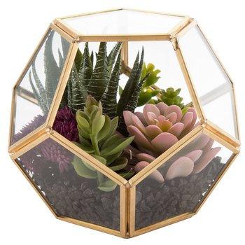 Geometric Succulent Terrarium | Hobby Lobby | 1573906