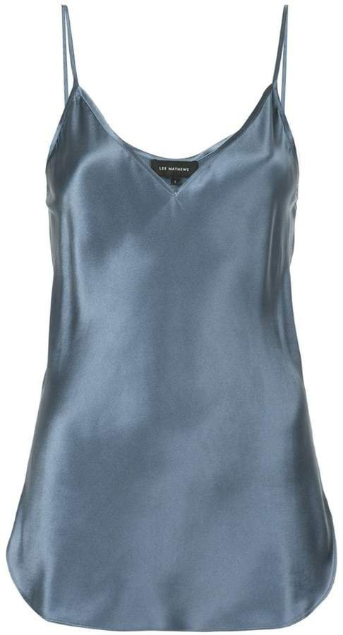 Mathews V-neck cami top