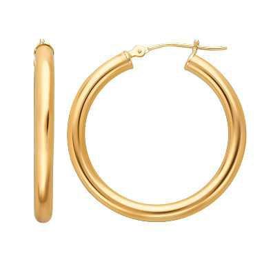 gold earrings - Google Search