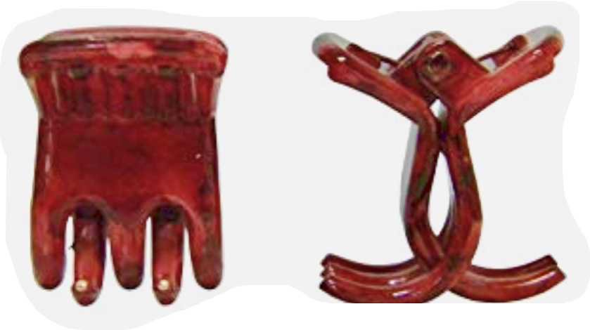 red claw clips