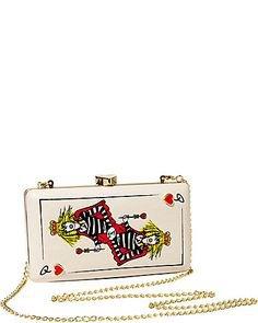 Queen of Hearts bag