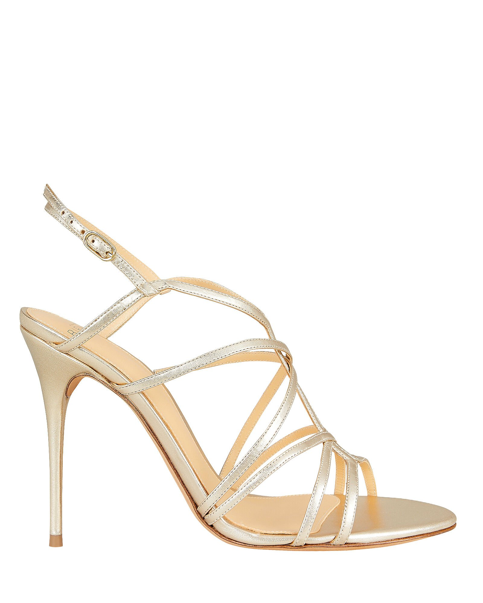 Emma 100 Leather Sandals | INTERMIX®