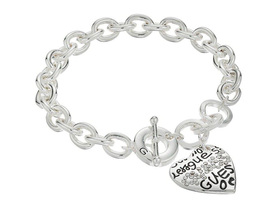 GUESS - 118360-21 (Silver) Bracelet