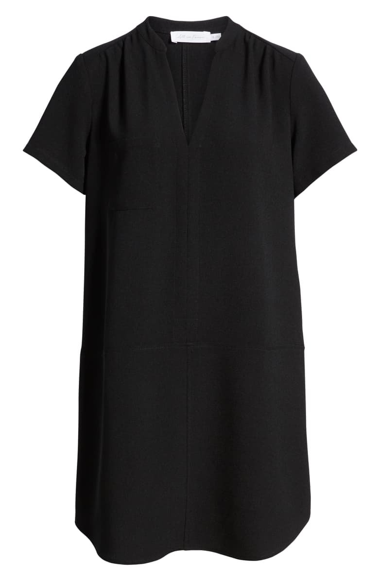 All in Favor Hailey Crepe Dress | Nordstrom