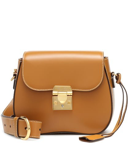 Lexington Mini leather shoulder bag