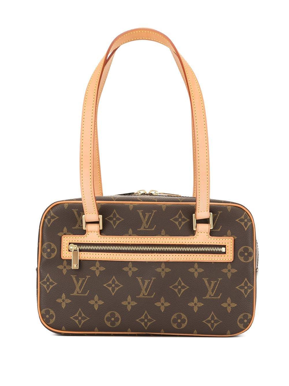 Louis Vuitton Pre-Owned Sac Porté Épaule Cite MM - Farfetch