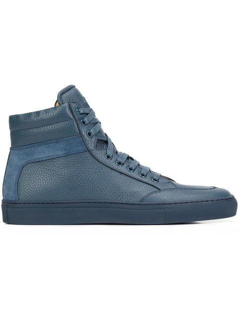 Koio Primo Atlantico hi-top Sneakers
