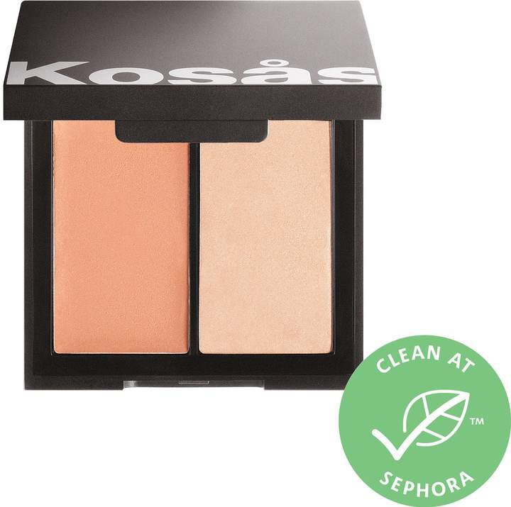 Color & Light: Creme Cream Blush & Highlighter Duo