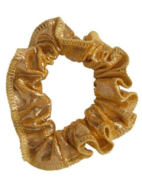 Scrunchie gold