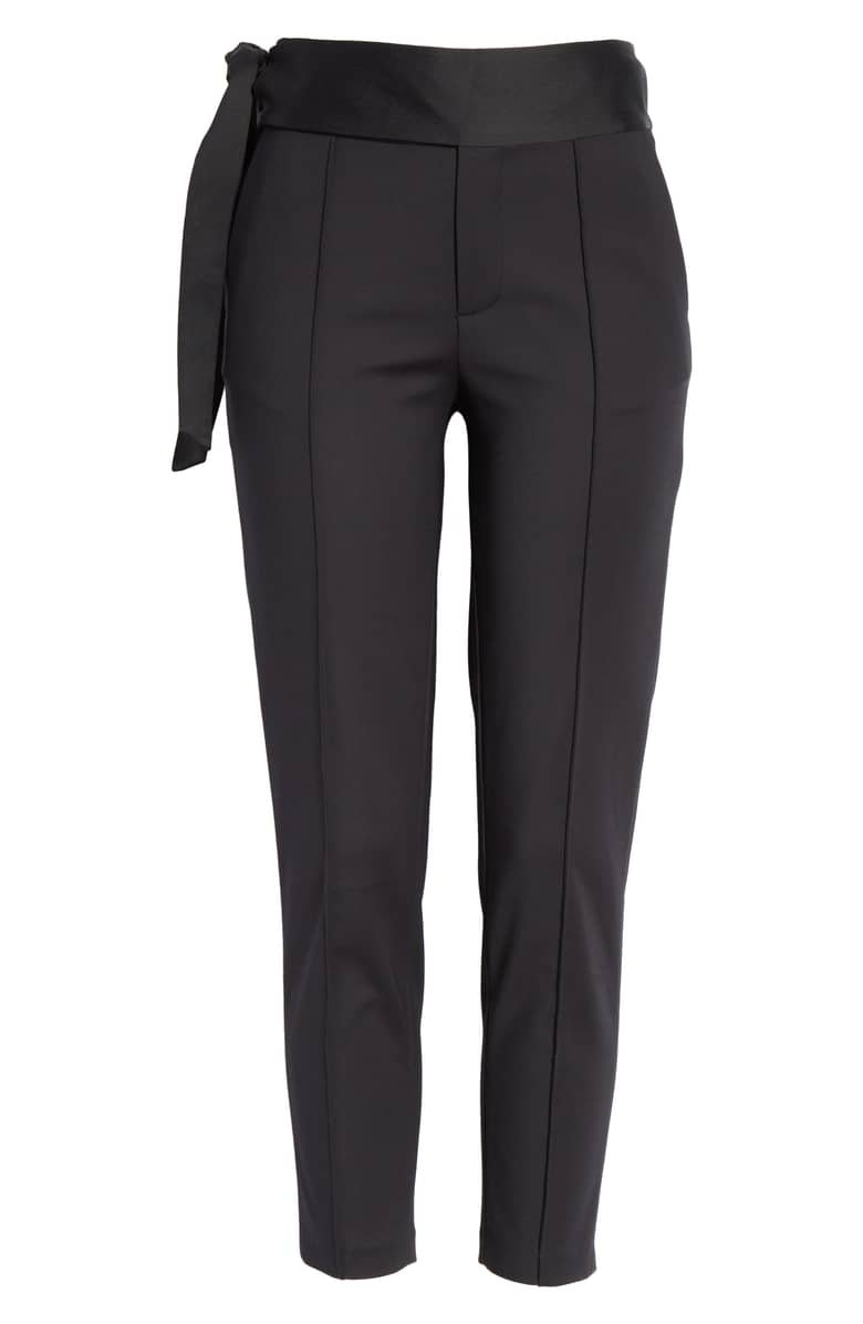 Joie Annippe Side Tie Pants   Nordstrom