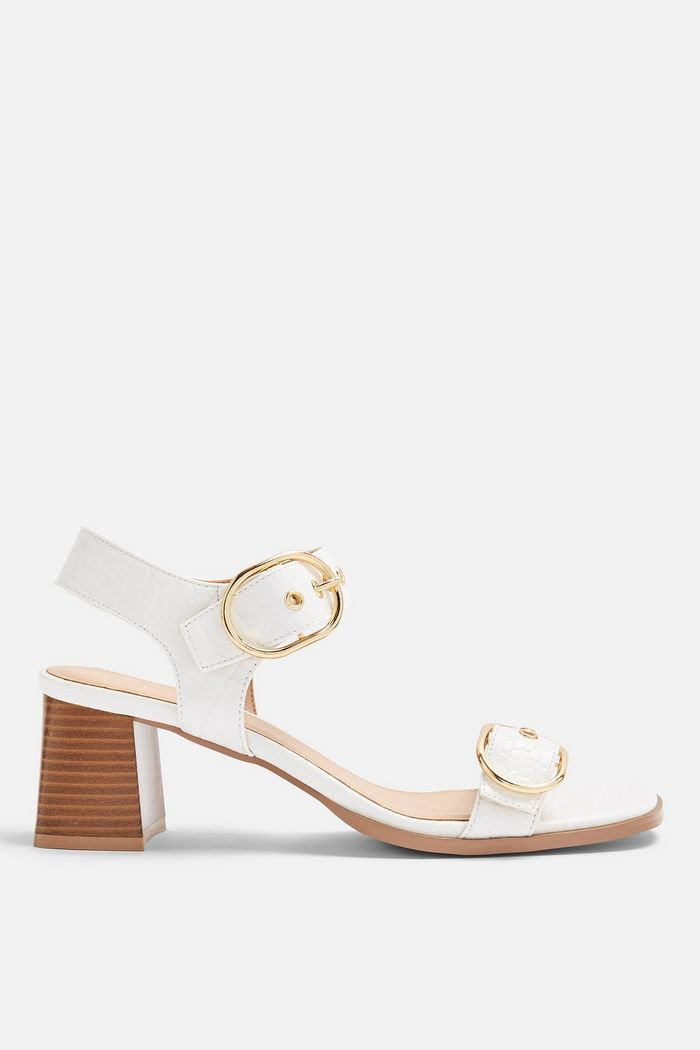 DOLLY Buckle Sandals | Topshop