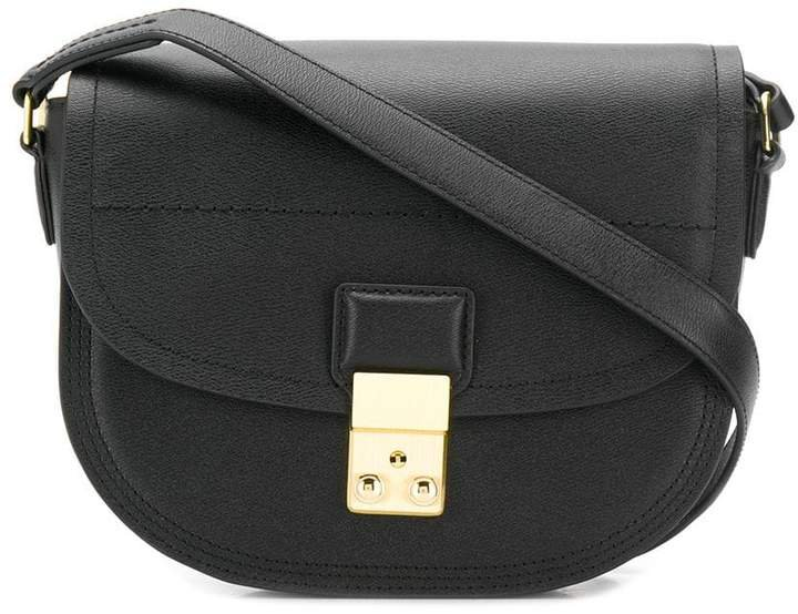 Pashli saddle shoulder bag