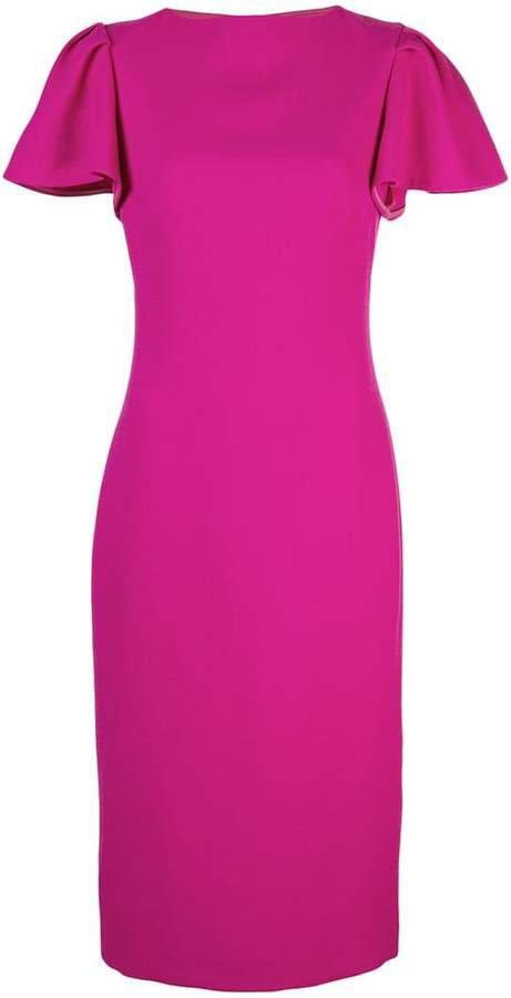plain short sleeved dress