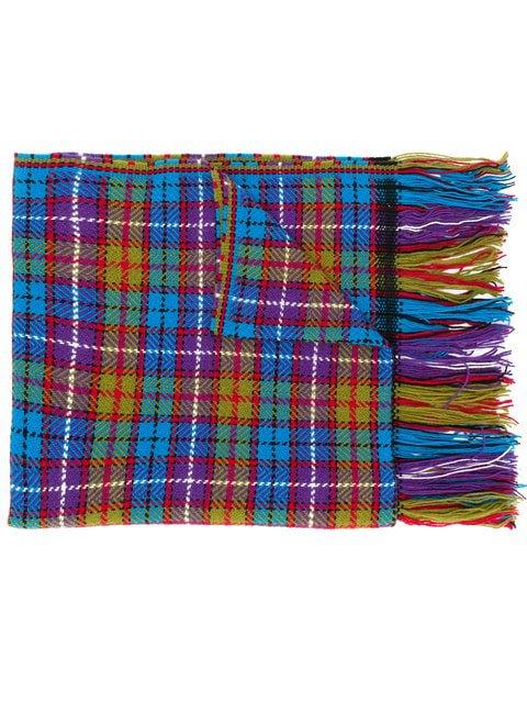 Altea tartan scarf