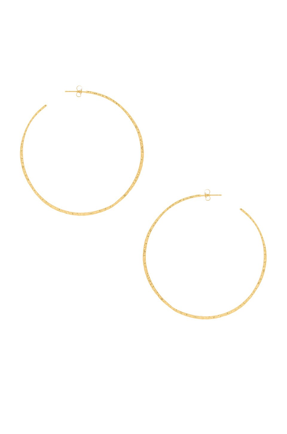 Taner XL Hoop Earrings