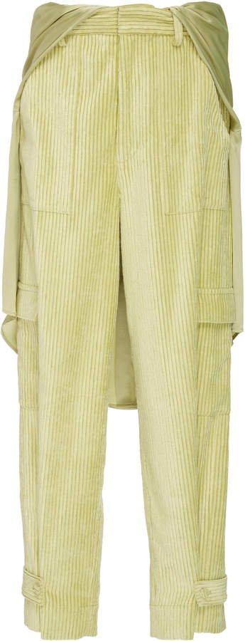 Holzer Corduroy Cargo Pants