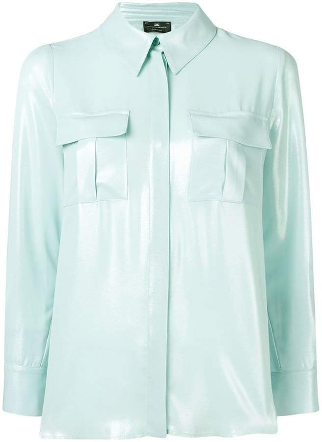 loose fitted blouse