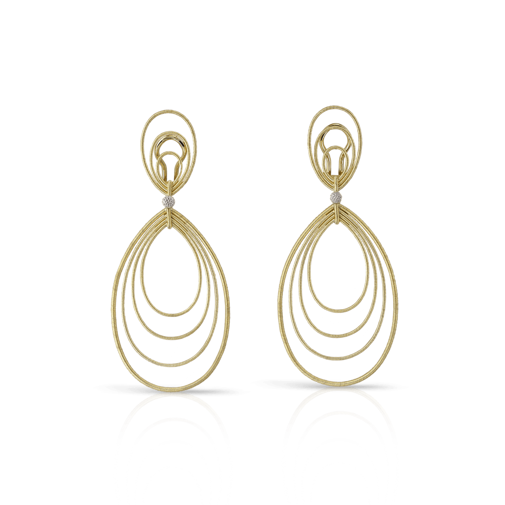 Buccellati Hawaii Waikiki earrings