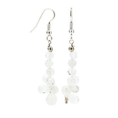 Handmade Moonstone Earrings | Mystic Self LLC