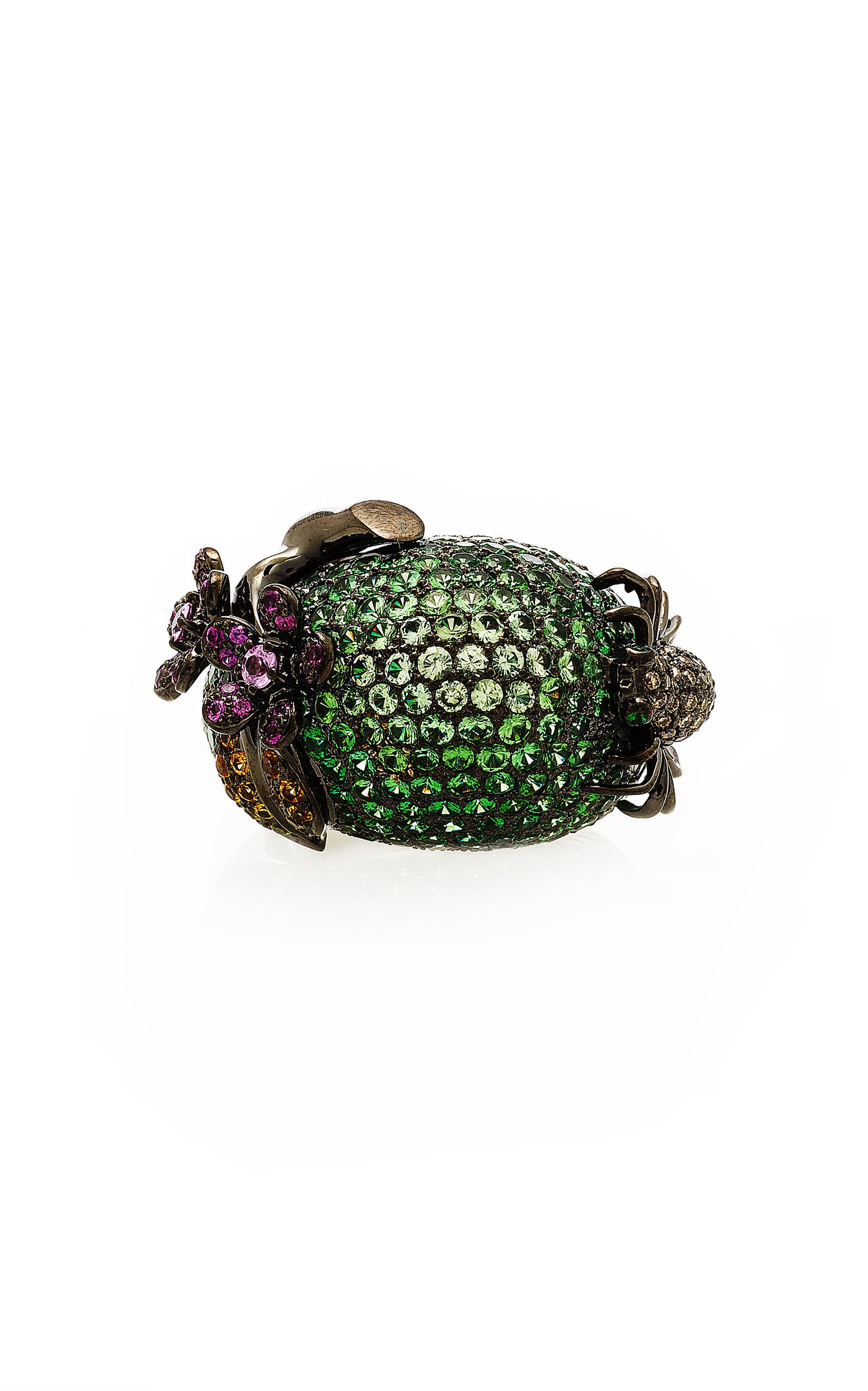 Wendy Yue Dome Ring