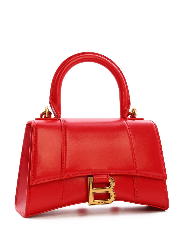 Balenciaga Top Handle Bag Hourglass Xs