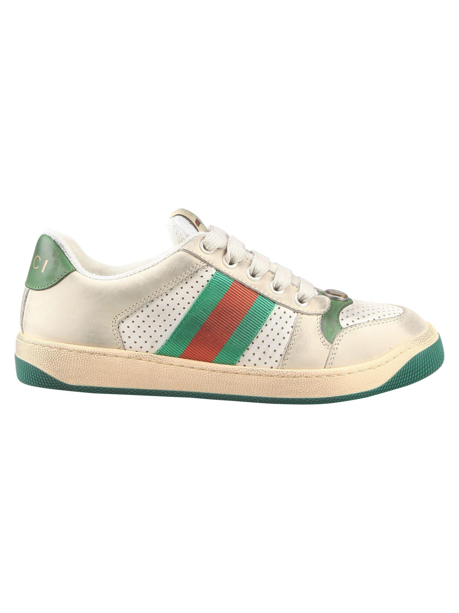 Gucci Screener Sneakers
