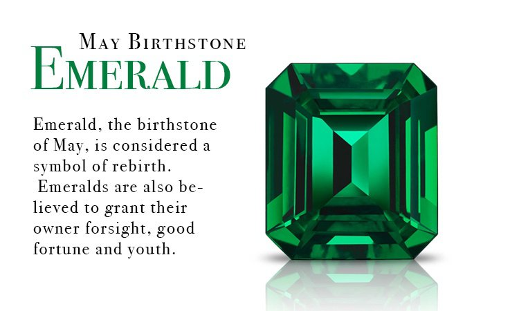 may birthstone - Google Search