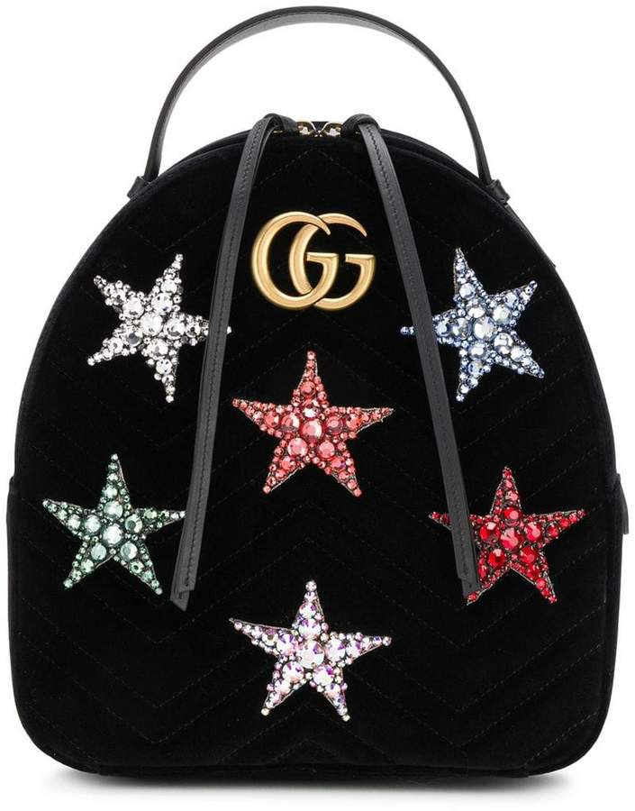 GG Marmont star backpack