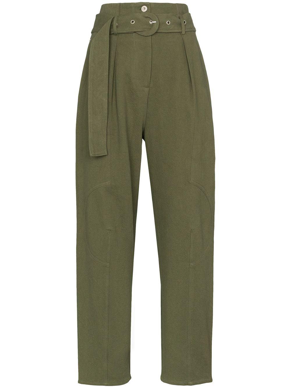 Low Classic High-Waist Trousers | Farfetch.com