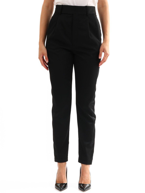 Saint Laurent High Waist Trousers
