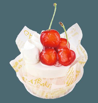 Cherry Desserts - ♡