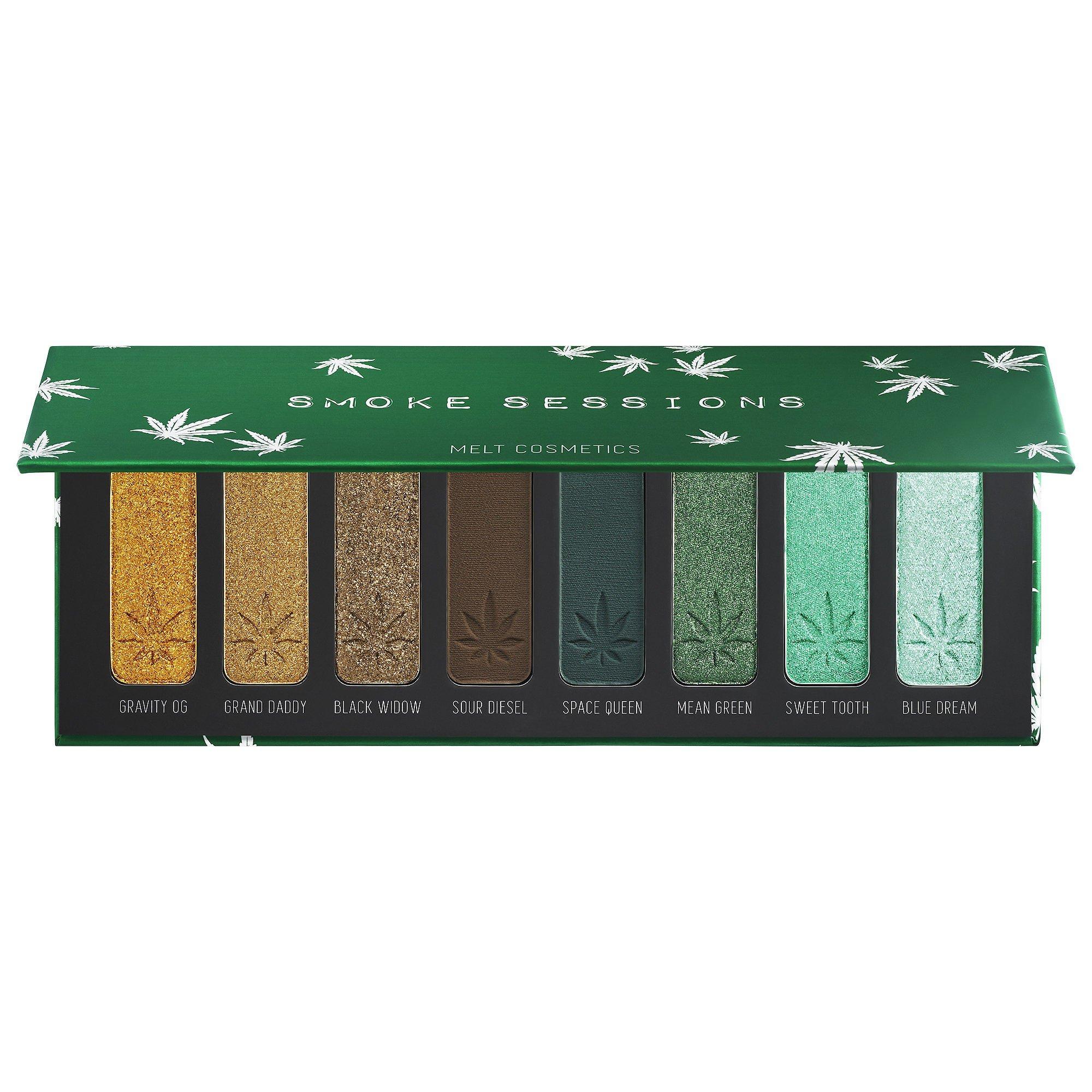 Smoke Sessions Eyeshadow Palette - Melt Cosmetics | Sephora