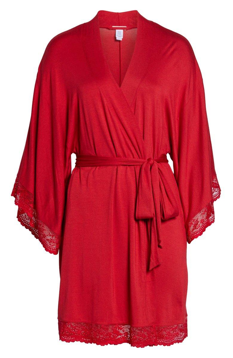 Eberjey 'Colette' Kimono Robe | Nordstrom